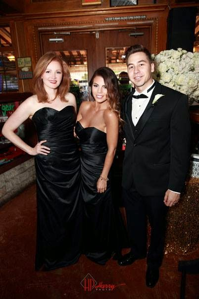 A Curvy Bride And StarDust Dress The Couple For The