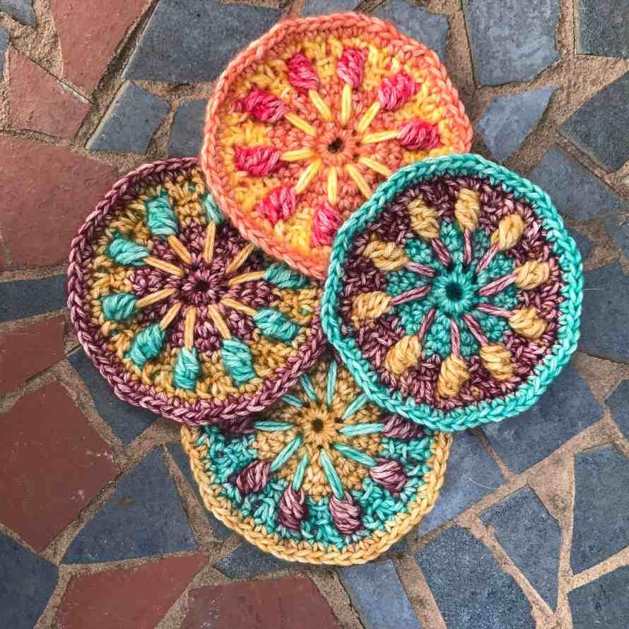 Starburst Crochet Design