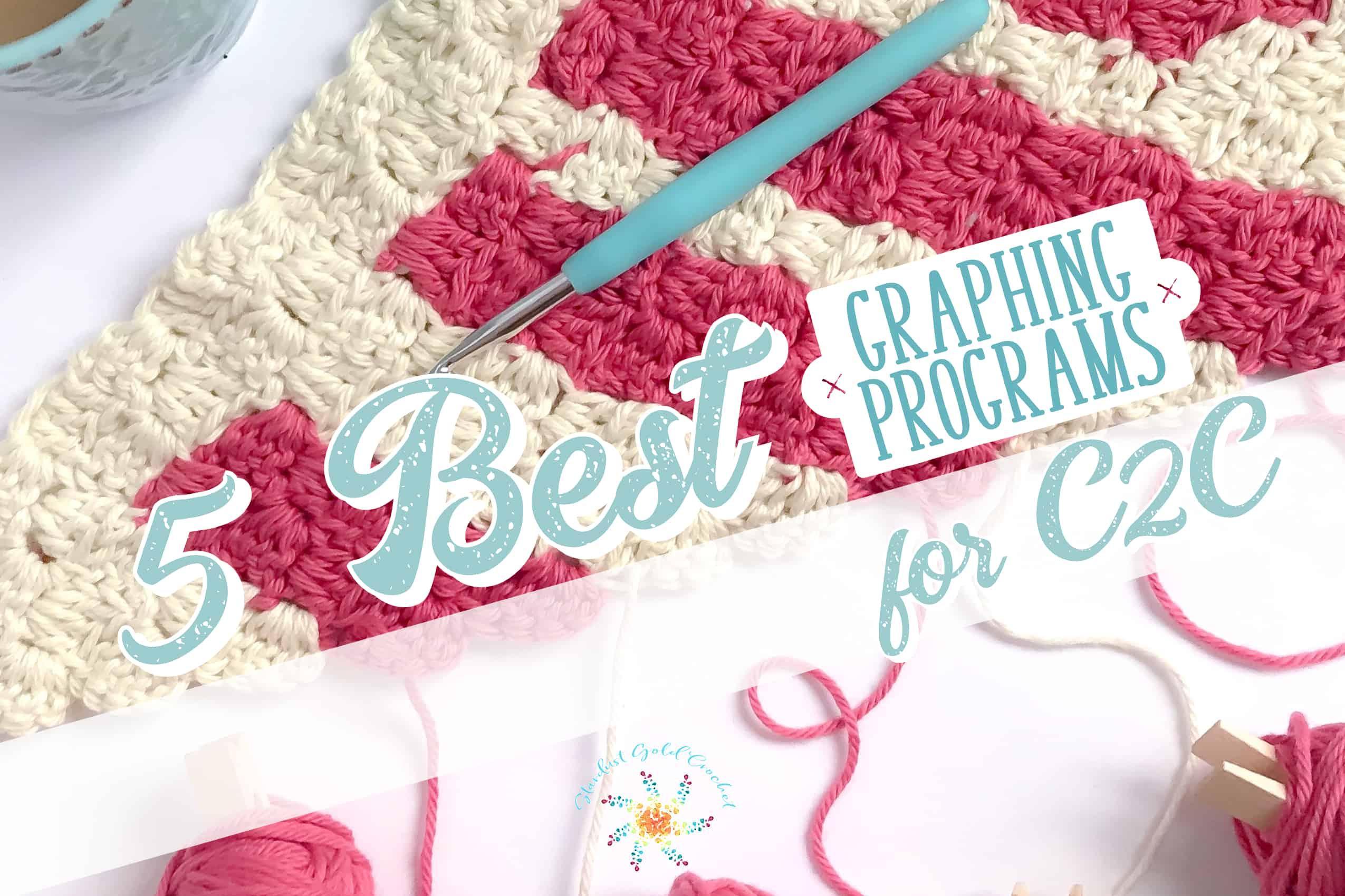 What Program Do I Use to Make Crochet Diagrams? | The Crochet Crowd | 1700x2550