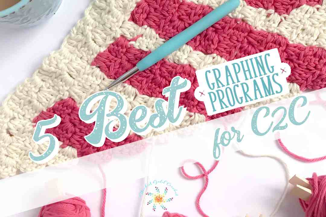 Top 6 Software Programs for Crochet | 720x1080