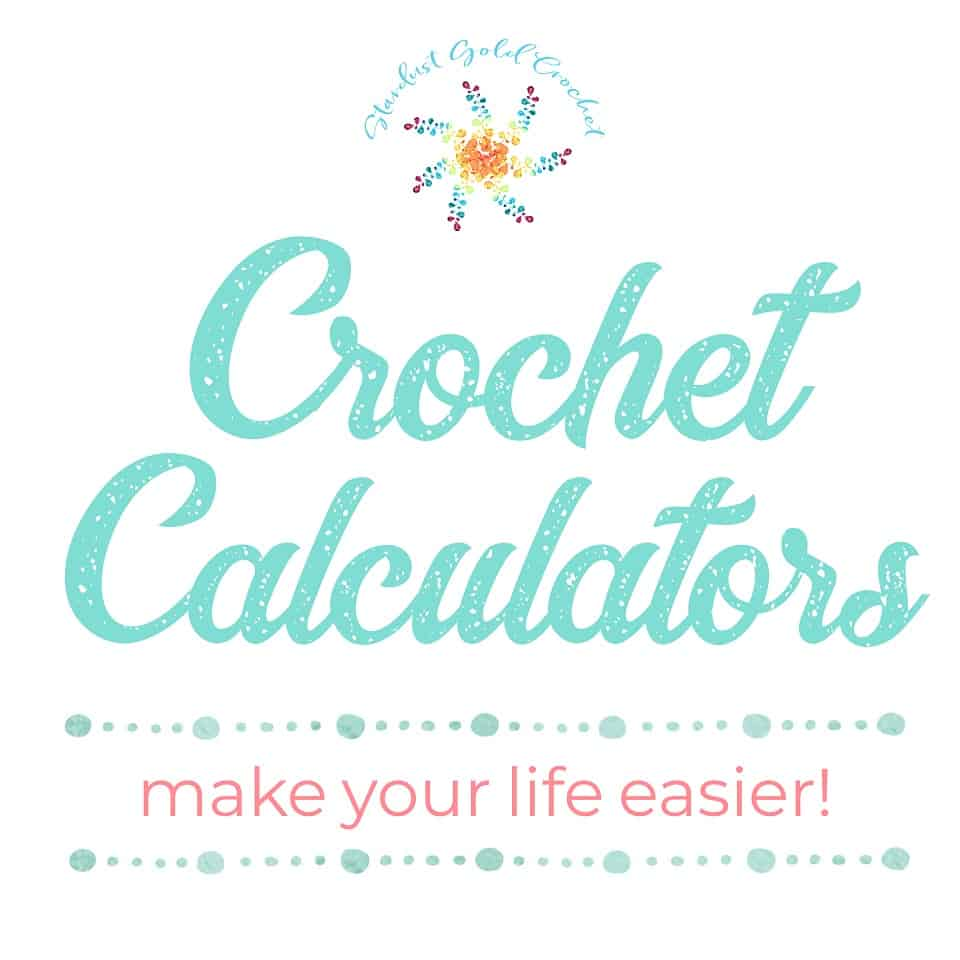crochet calculators