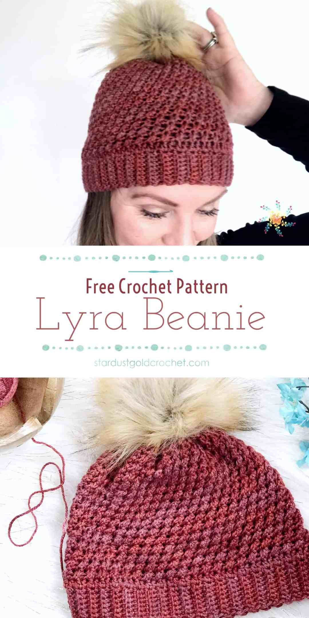 Lyra Beanie Pin
