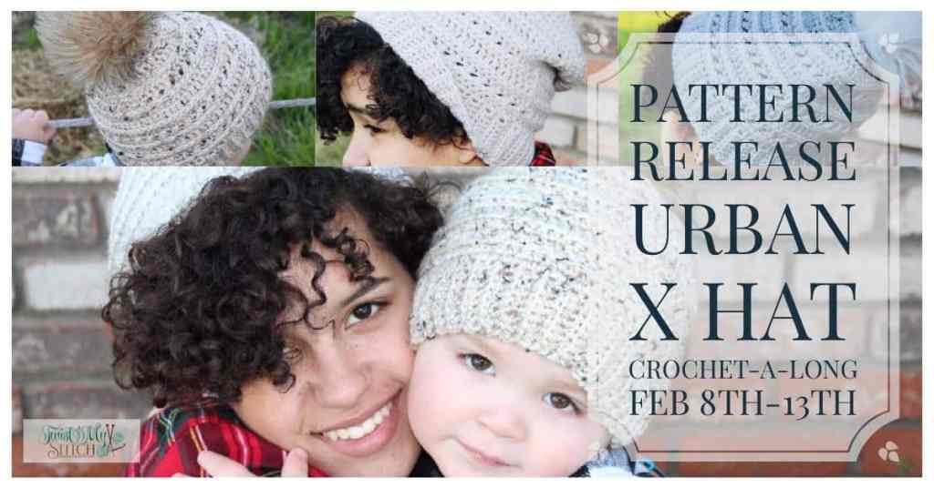 Urban X Beanie by Heather Lyn McKay