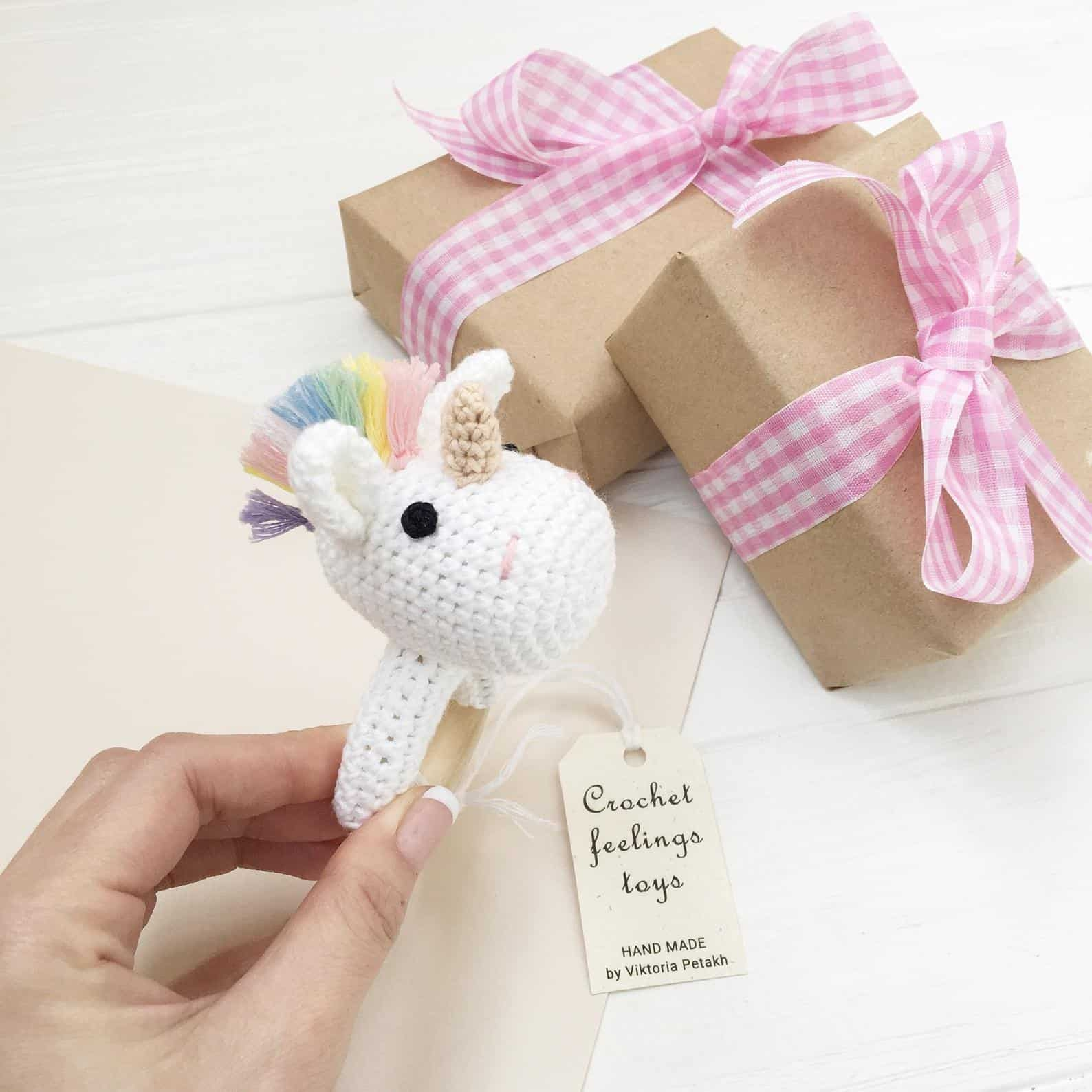 Baby unicorn amigurumi pattern - Amigurumi Today | 1588x1588