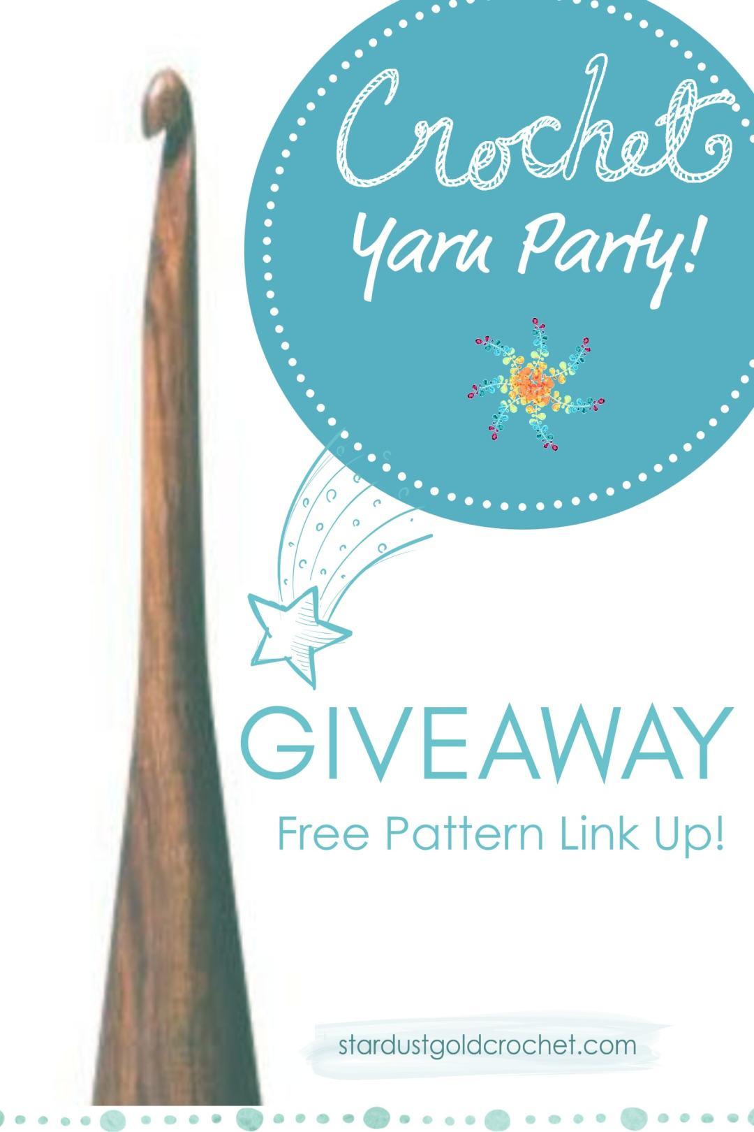 Yarn Party Giveaway Inlinkz