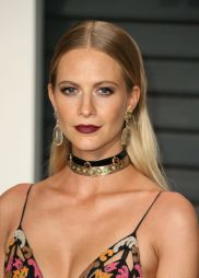 2015 Vanity Fair Oscar Party Hosted By Graydon Carter Featuring: Poppy Delevingne Where: Beverly Hills, California, United States When: 24 Feb 2015 Credit: FayesVision/WENN.com