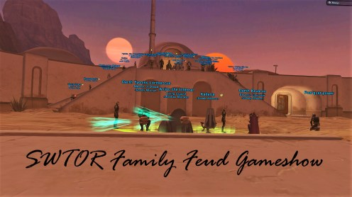 SWTOR Family Feud