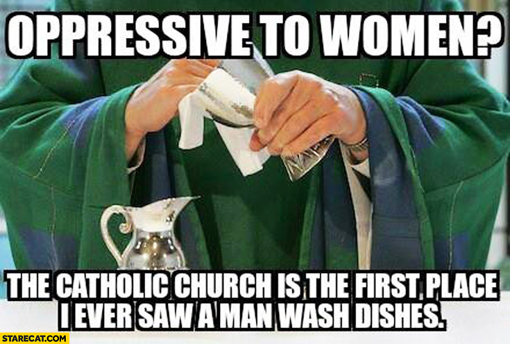 Image result for catholic church women images