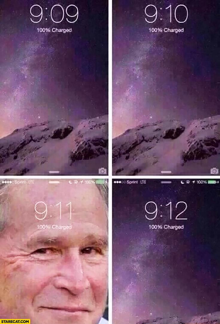 George Bush memes  StareCatcom