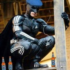 Batman Car Chair Tent Baseball Slavic Adidas Stripes Beers Hat | Starecat.com