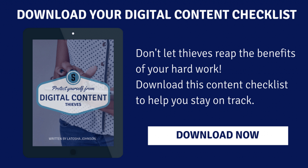 How to protect yourself from digital content thieves