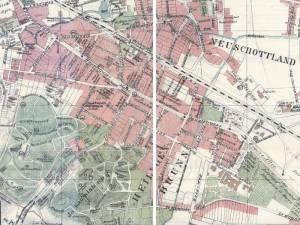 Plan Miasta Gdańska z 1913r.