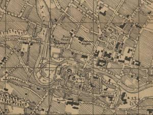 Plan Miasta Bydgoszczy z 1921r.