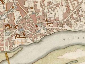 Plan Miasta Warszawy z 1831r.