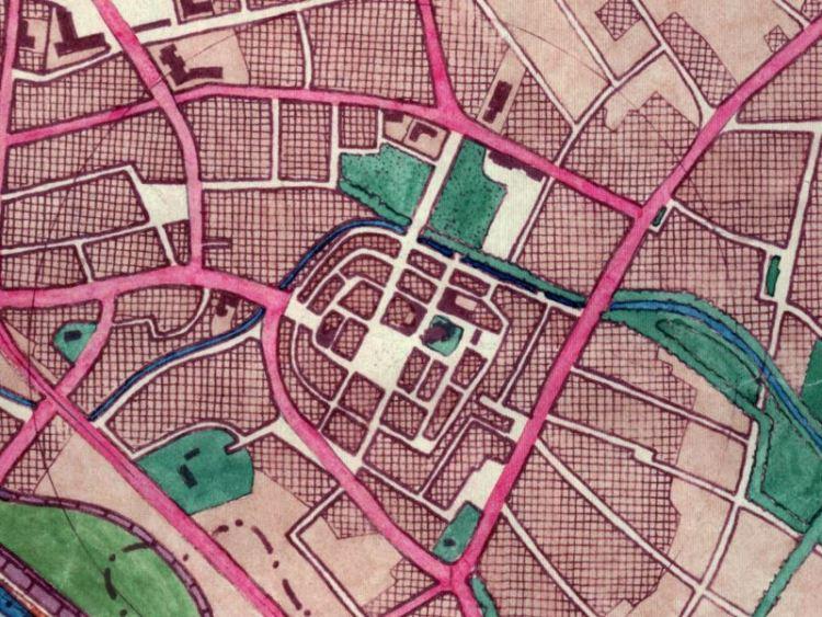Plan Miasta Białogardu z 1942r.