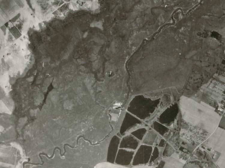 Zdjęcie lotnicze Łodzi z 1942r. (19)