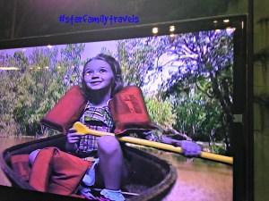 Louisiana, bayou, canoe, children's museum