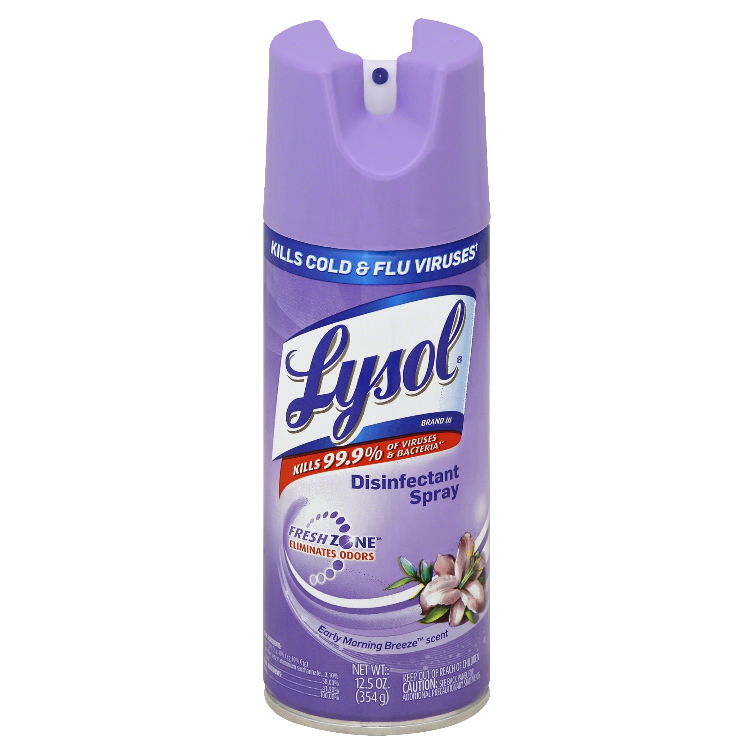 lysol antibacterial kitchen cleaner table booth starfish market disinfectant spray 12 5 oz