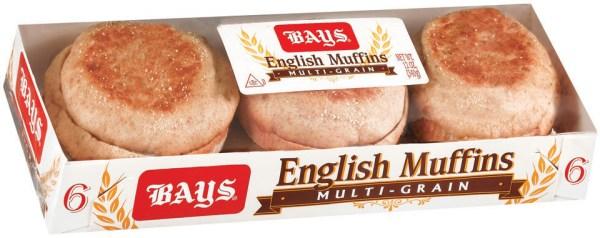 Starfish Market Bays Multigrain English Muffins 6 ct