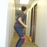 side step hip abduction
