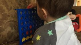 Favorite Toys: Connect Four