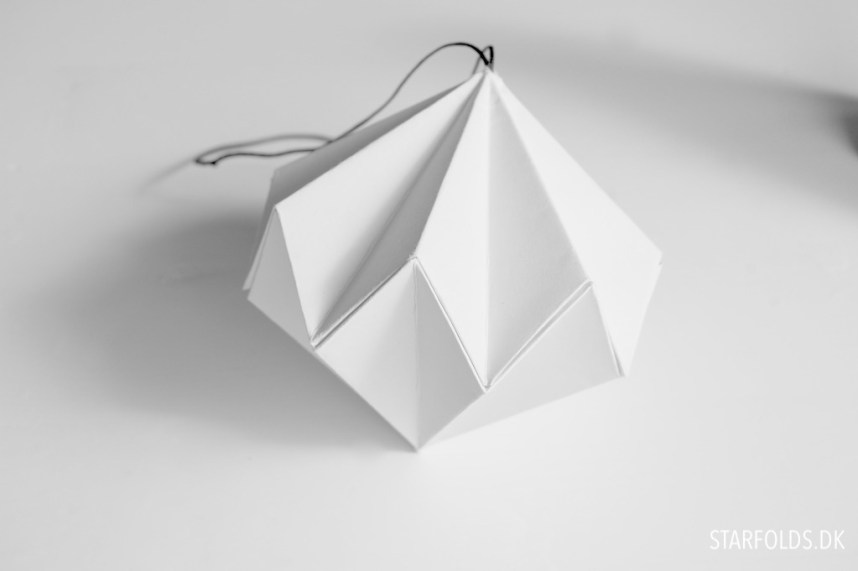 4 Skønne juleprojekter i papir - papirdiamant