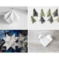 4 Skønne juleprojekter i papir