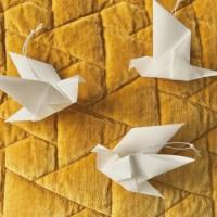 Smukke papirfugle