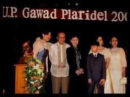 AWARDS - Gawad Plaridel 2008 1