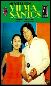 COVERS - 1972 Movie Queen Vilms Santos