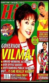 COVERS - 2007 Hi Dec