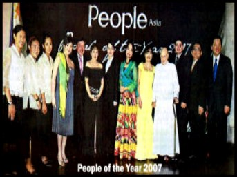 AWARDS PEOPLE OF THE YEAR