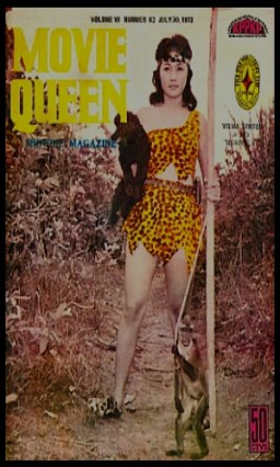 COVERS - 1970S Movie Queen 1973 Jul