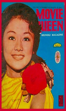 COVERS - Movie Queen Aug 1973