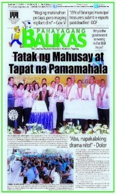COVER - Balikas Sept 2015
