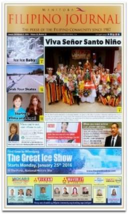 COVER - The Filipino Journal