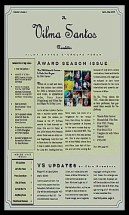 COVER - V Magazine No 1 2000s