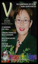 COVER - V Magazine No 9 2000s