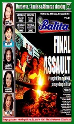 COVERS - Balita Sep 2013