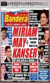 COVERS - Bandera July 2014