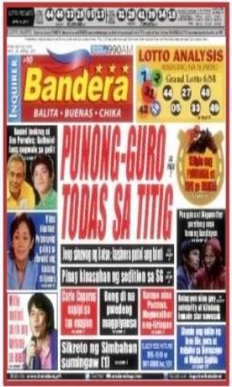 COVERS - Bandera