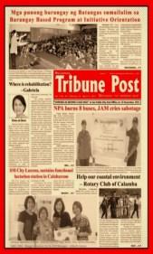COVERS - Tribune 2011