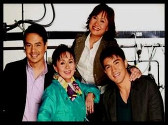 MALE CO-STARS - John Lyod Cruz Luis Manzano