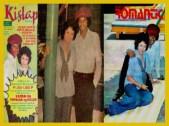MEMORABILIA - Vi with Michael Jackson at Kislap and Romantic