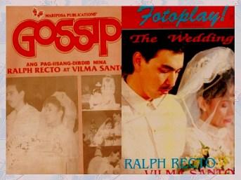 MEMORABILIA - Vi and Ralph wedding
