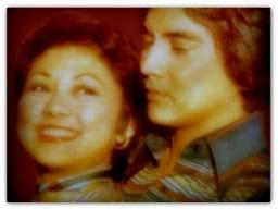 MEMORABILIA - Vilma with Romeo Vasquez circa 1970s