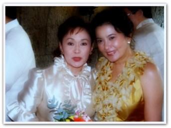 MEMORABILIA - Vi with Lorna Tolentino