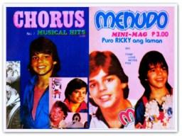 MEMORABILIA - Ricky M