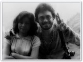ARTICLES - Memorabilia Mark Gil with Nora Aunor