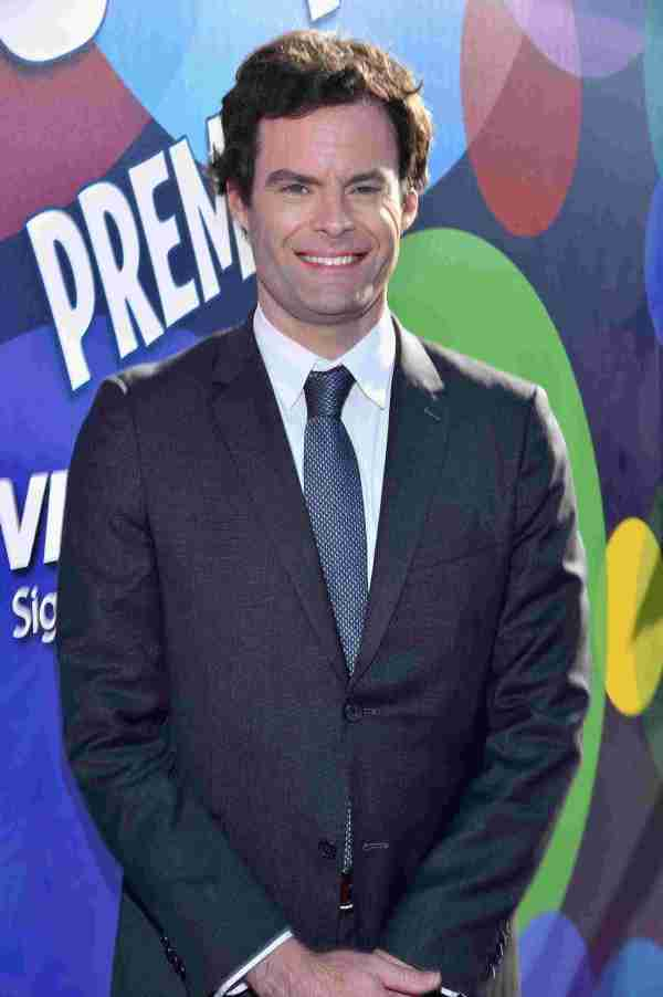 Inside Out Bill Hader